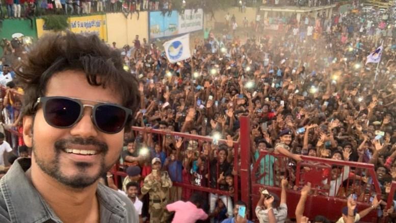 Actor Vijay's fan club wins over 100 seats in TN rural polls