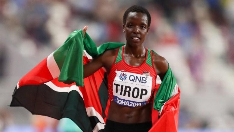 World record holder athlete Tirop dead in apparent stabbing in Kenya