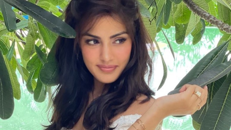 Rhea Chakraborty posts cryptic message amid Aryan Khan's drug case