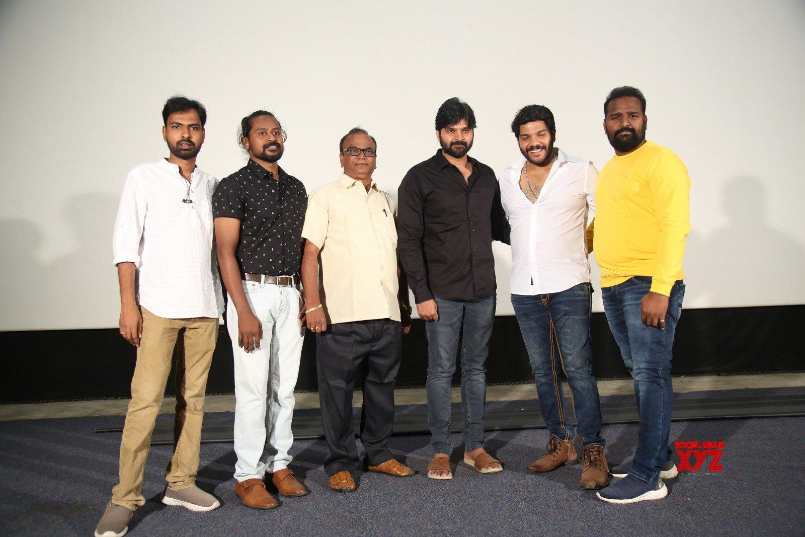 """Sree Vishnu Launched Teaser Of """"14"""" Movie"""