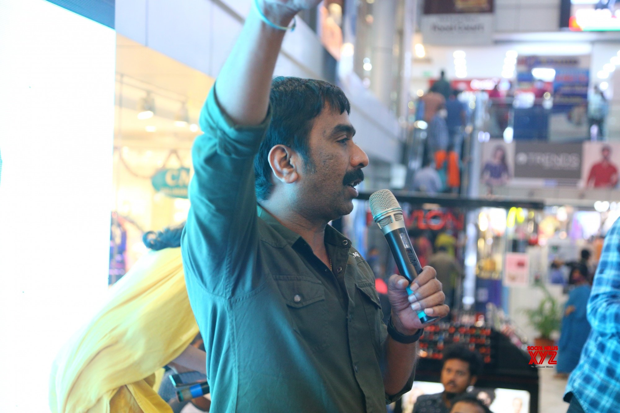 If You Are Mad I Am Your Dad Song From Puri Akash Romantic Movie Launch - Gallery Set 5
