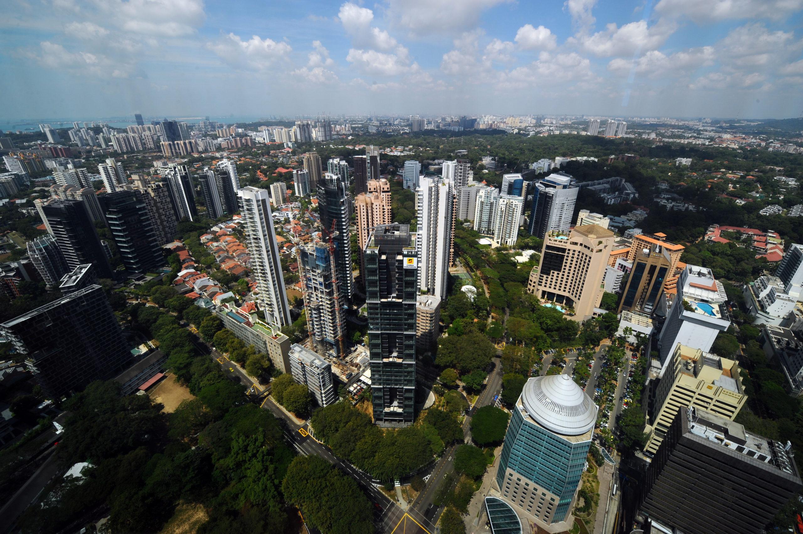 Singapore tightens monetary policy