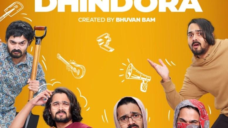 YouTuber Bhuvan Bam worked on 'Dhindora' for three years