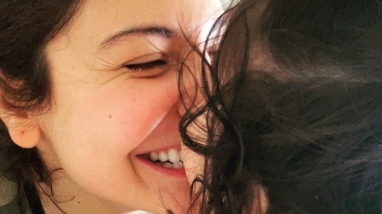 Anushka to daughter Vamika: Making me braver, courageous every day
