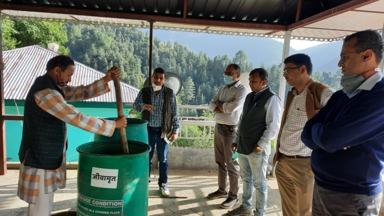 Himachal to collaborate with CSIR-IMTech for natural farming