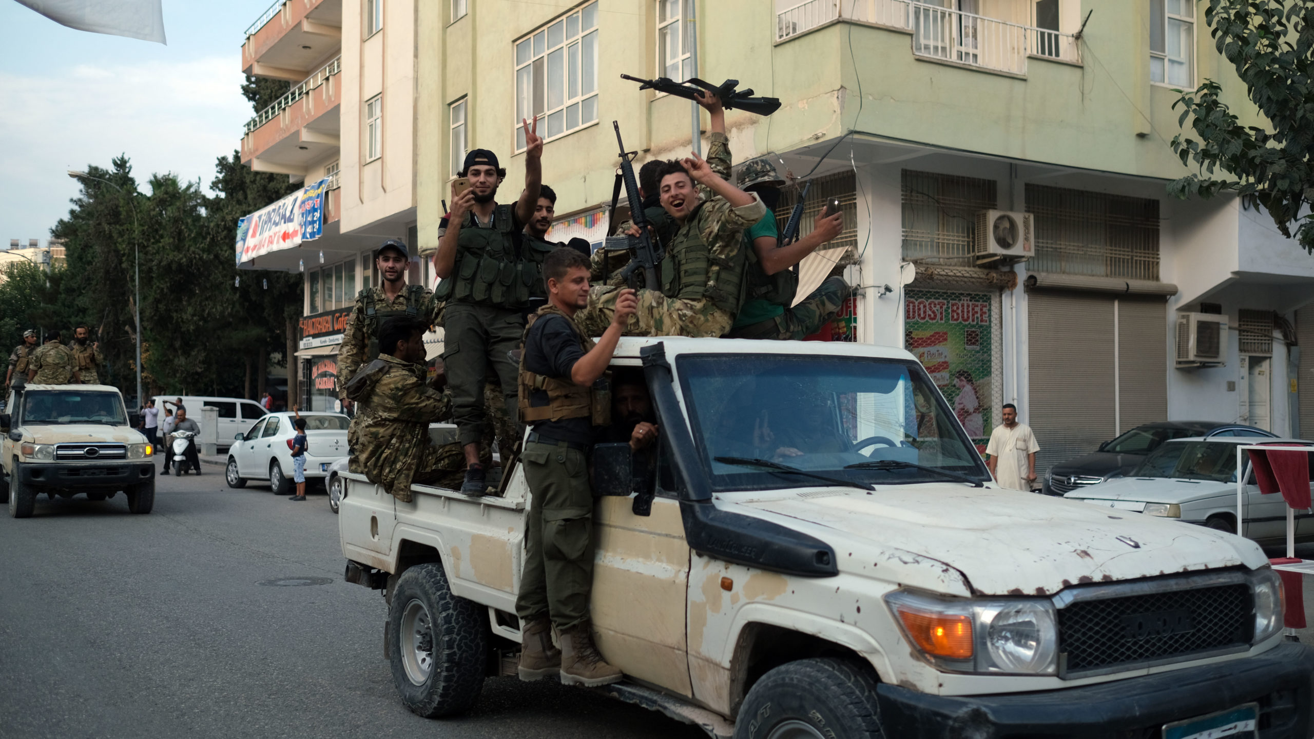 'Russia, US fail to keep promises to hold back Syrian Kurdish militants'