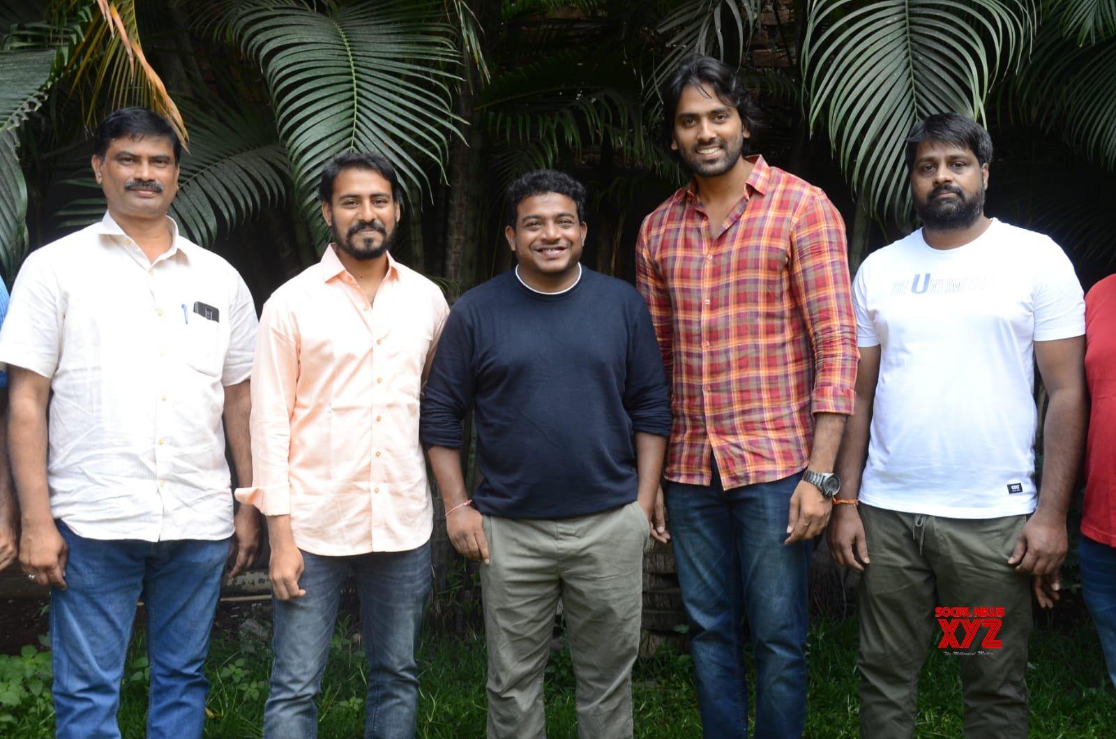 Director Sagar Chandra Released The First Look Of Aadatanama Chooda Tarama Movie