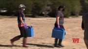 Wildlife rescue ongoing after California oil spill (Video)