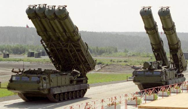 S-300 Missile System Being Shipped to Iran