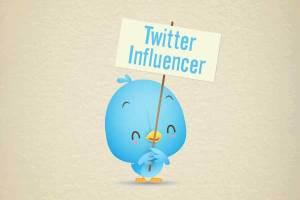 Social Media Twitter Influencer