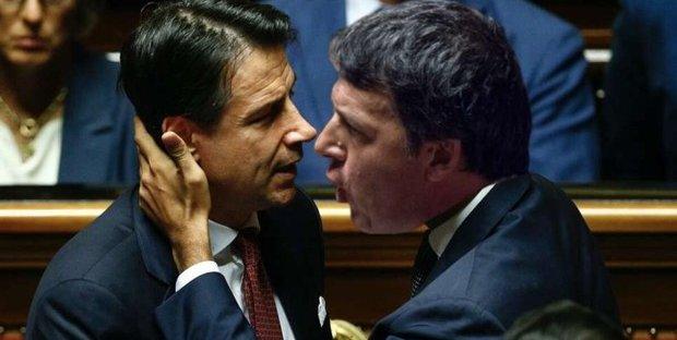 Scontro Conte – Renzi: diversi e più autorevoli precedenti