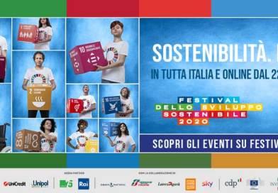 Il Festival 2020 della sostenibilità