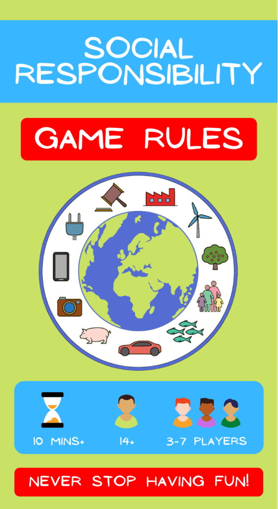 Front of rules image