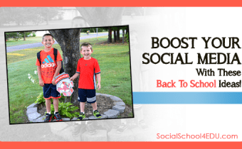 Boost Your Social Media With These Back To School Ideas