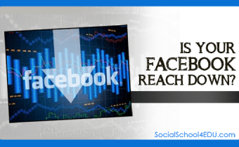Are Your Facebook Posts Reaching Fewer People? This Tip Will Help!