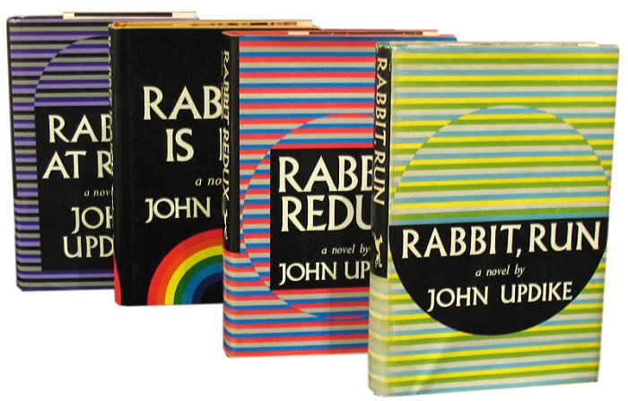 RABBIT RUN JOHN UPDIKE