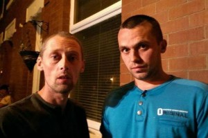 Heroes Jason Dyer and Dean Rostock