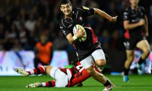London Welsh v Gloucester Rugby - Aviva Premiership