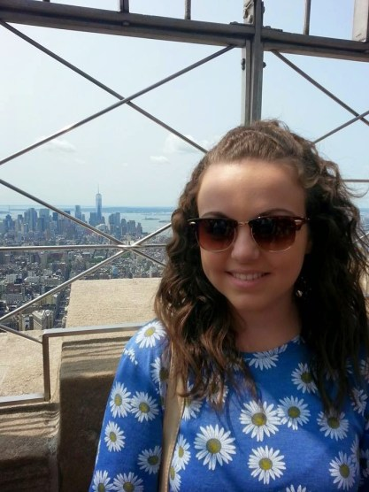 102nd Floor of the Empire State Building!