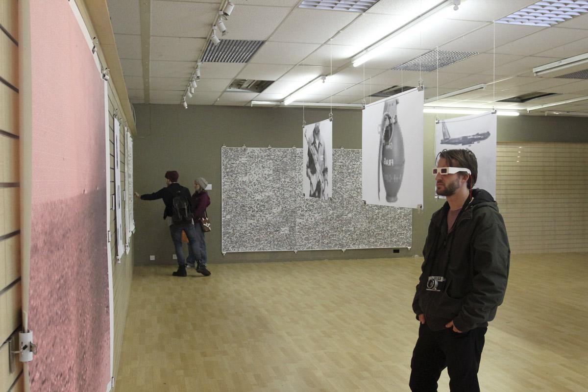 Nathan LaFrenais Vidler Format 15 image 1 - 3D glasses