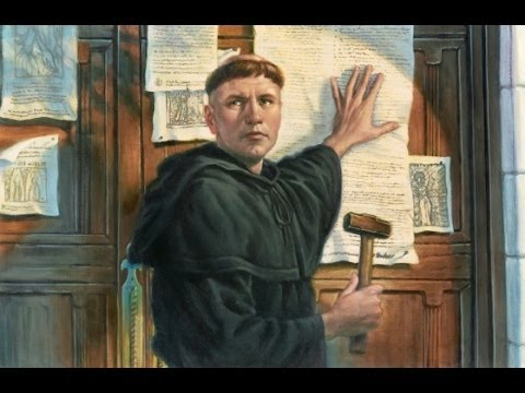 Image result for luther's 95 theses