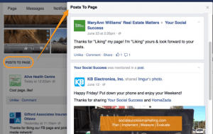 Posts to Page | Facebook