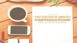 Tips to to Jump in Social Media Convo