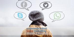 Social Media Presence Tips