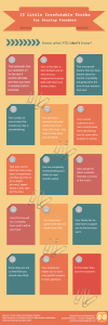 Startup Founders Challenges Infographic
