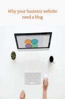 business website blogging