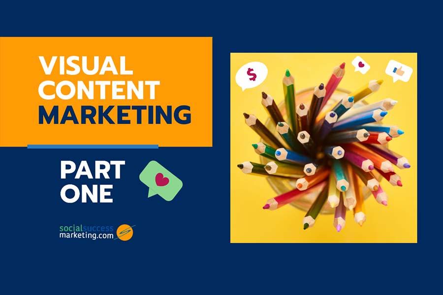 visual content marketing optimization