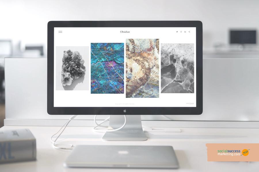 affordable business website design