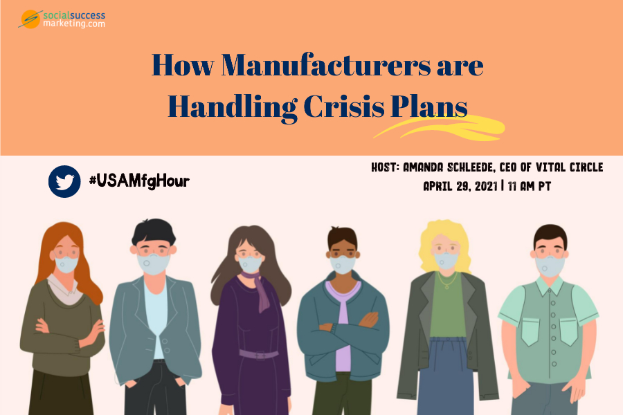 how manufacturers handle crisis