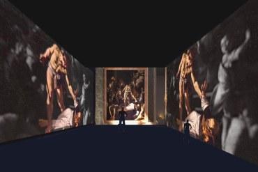 Caravaggio mostra