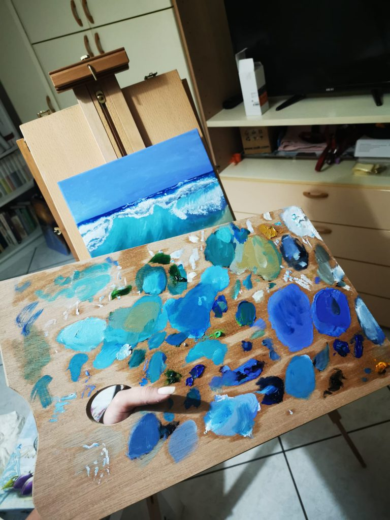 Opere dell'artista