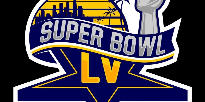Il logo del Super bowl LV