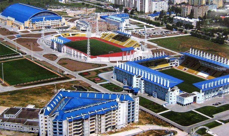 lo stadio dello Sheriff Tiraspol
