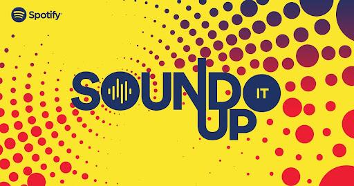 """Spotify Italia lancia """"Sound Up"""" a favore dell'uguaglianza di genere nei podcast"""