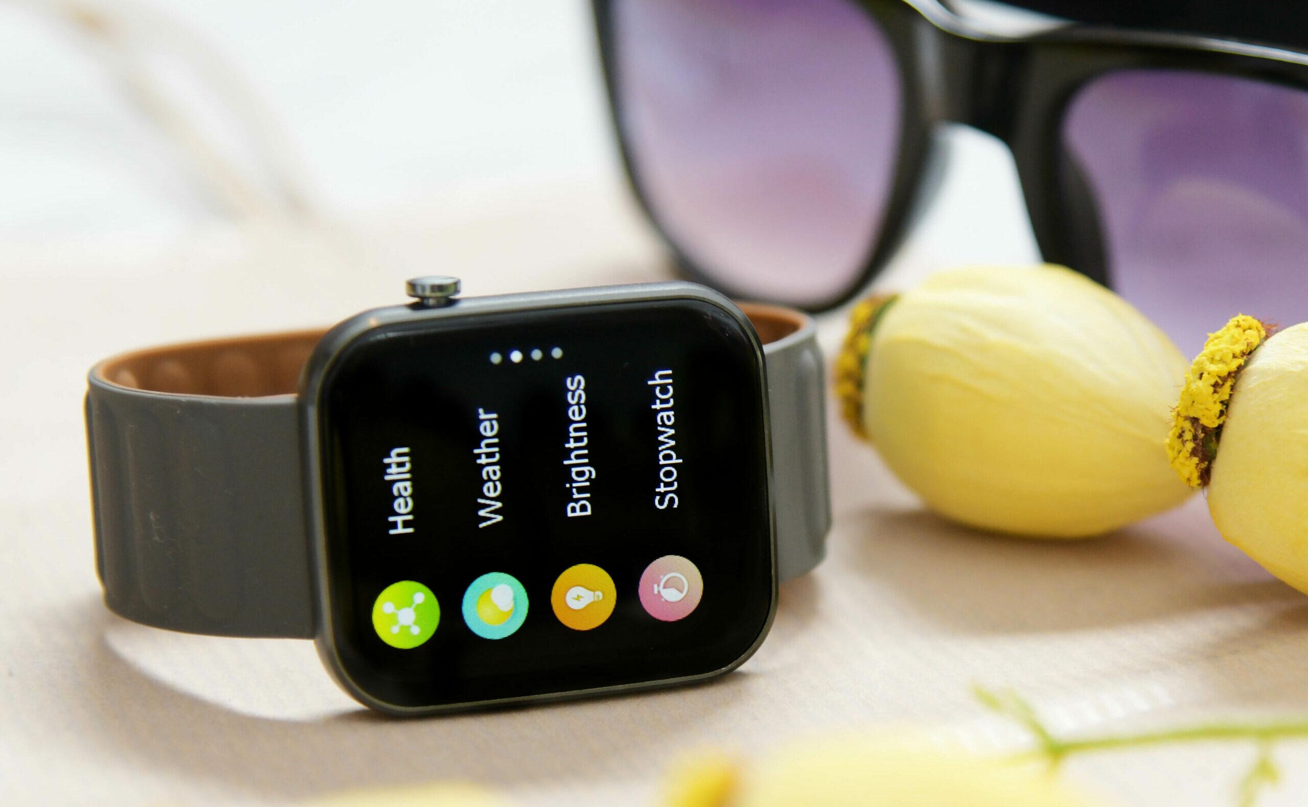 H1 è il nuovo smartwatch di HOOPS che non potete non mettere in wishlist!