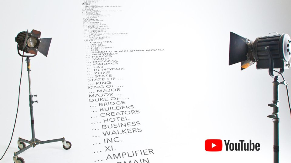 Best Youtube Channel Name Ideas 2020 Lists