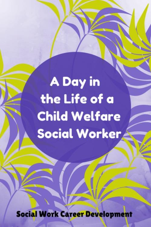 Child Welfare Social Worker Cover Letter