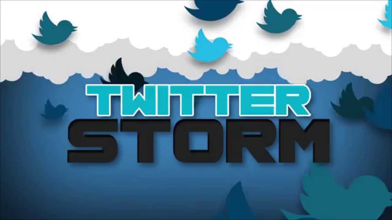 Image result for twitter storm