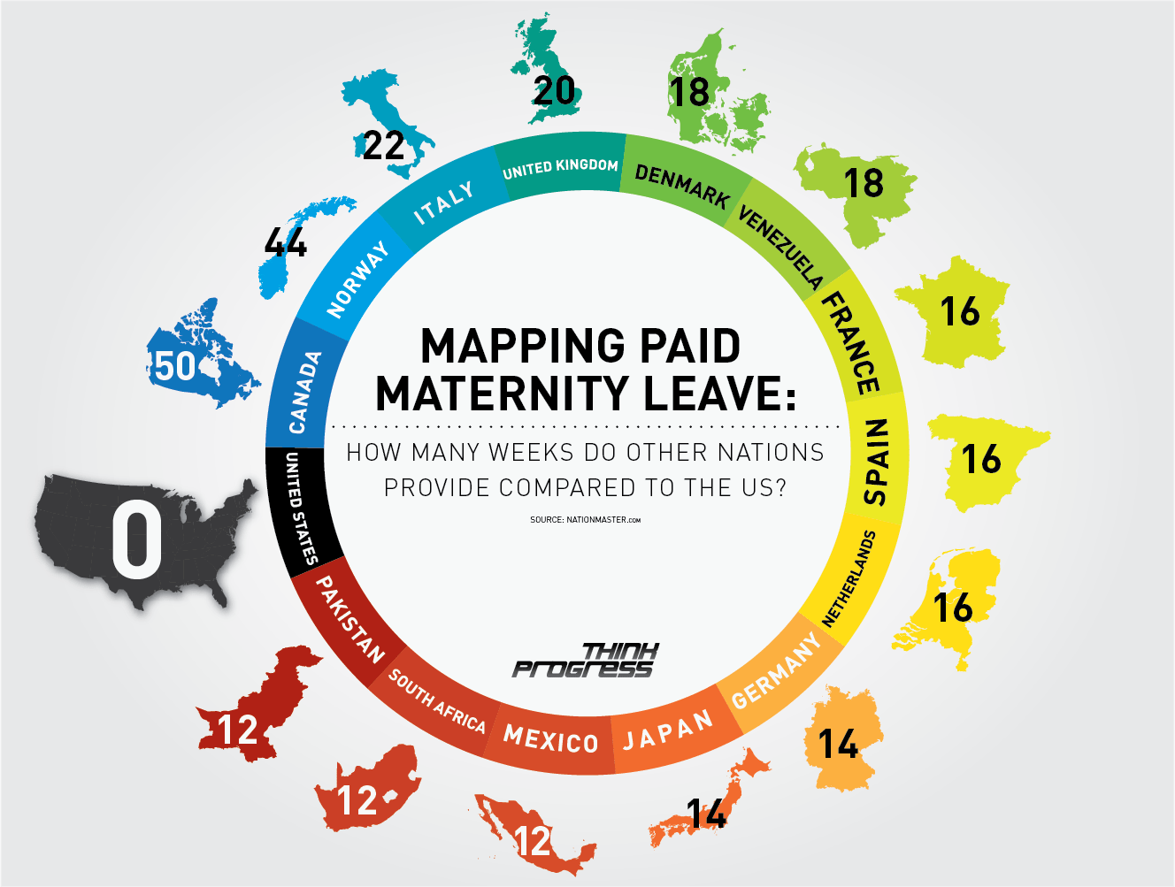 Maternity payments in 2013 7