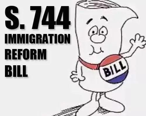 Immigration Bill Passes the Senate Vote, What's Next