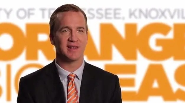 Peyton Manning Gives Back With His Peyback Foundation