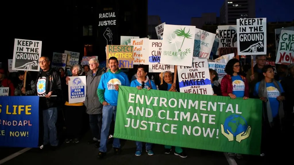 myth global warming environmental racism