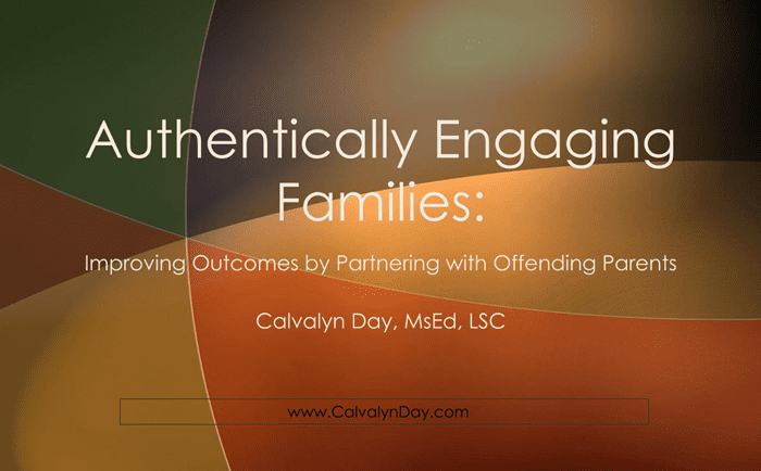 Authentically Engaging Families