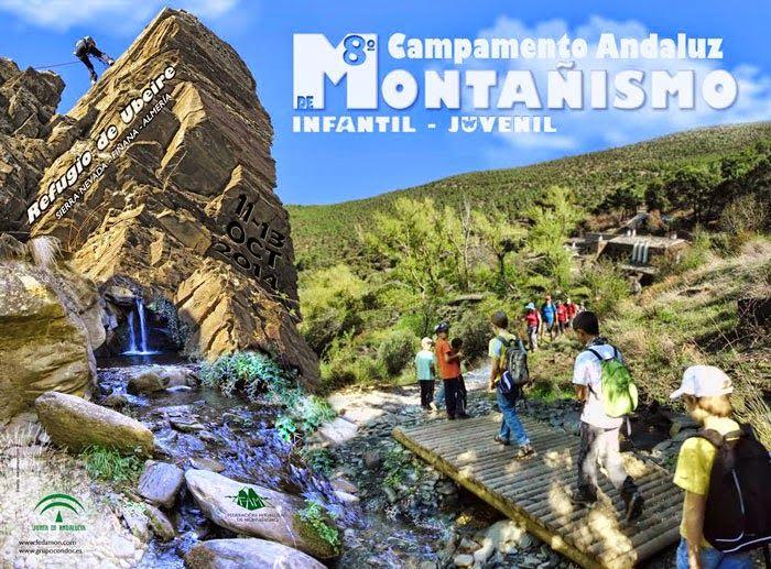Campamento Infantil Juvenil FAM, 11 12 y 13 Octubre