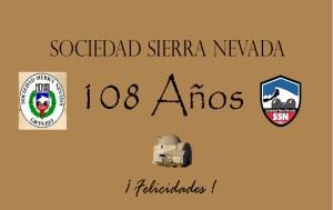 108 Aniversario Sociedad Sierra Nevada