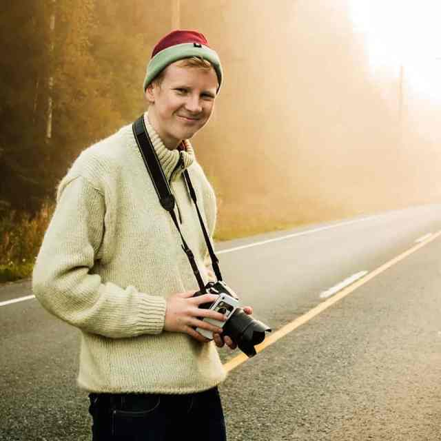 photographer Konsta Punkka